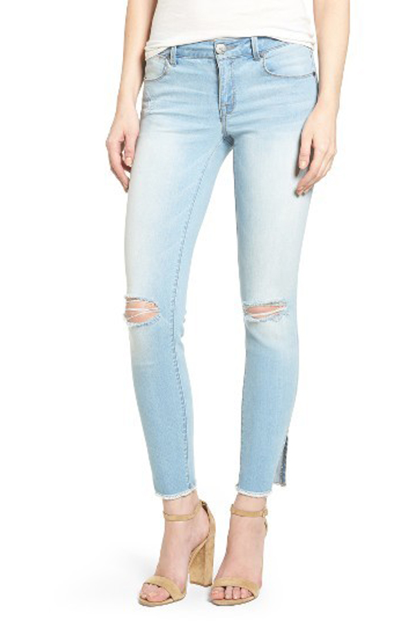 'S-1822-DENIM-RIPPED-ANKLE-SKINNY-JEANS