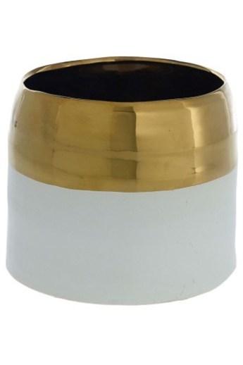 Accent Decor Claire Ceramic Pot