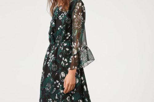 Club Monaco Fonya Silk Dress