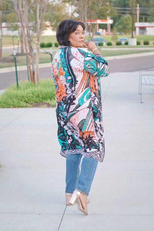 Floral-Kimono-Denim