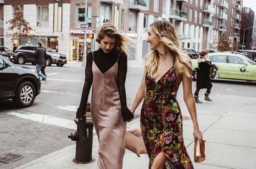 Slip-dress-trend