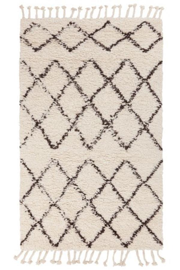 Surya Home 'Sherpa - Lines' Wool Rug