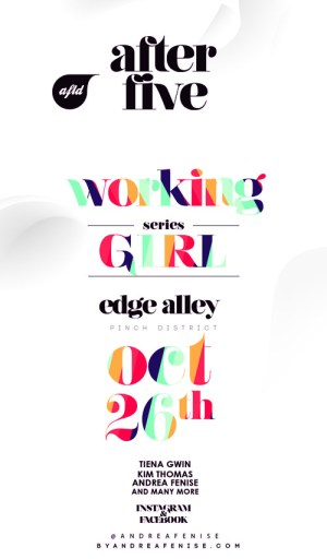 Andrea-Fenise-Working-Girl-Series-Event