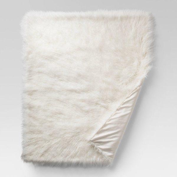 Mongolian Faux Fur Throw Blanket - Project 62™