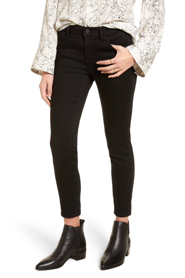 Treasure & Bond Crop Skinny Jeans