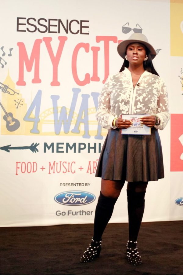My City 4 Ways Essence, Memphis