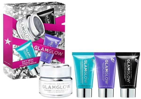GLAMGLOW Let It Glow! Supermud® Gift Set