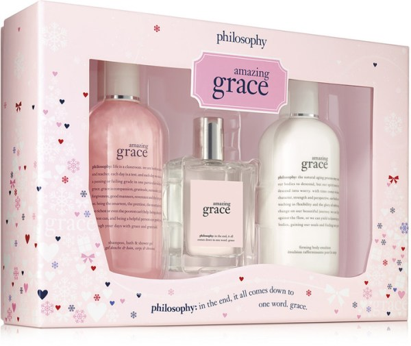 Philosophy Amazing Grace Eau de Toilette Set