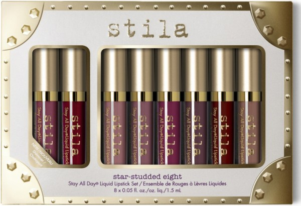 Stila Star-Studded Eight Stay All Day Liquid Lipstick Set