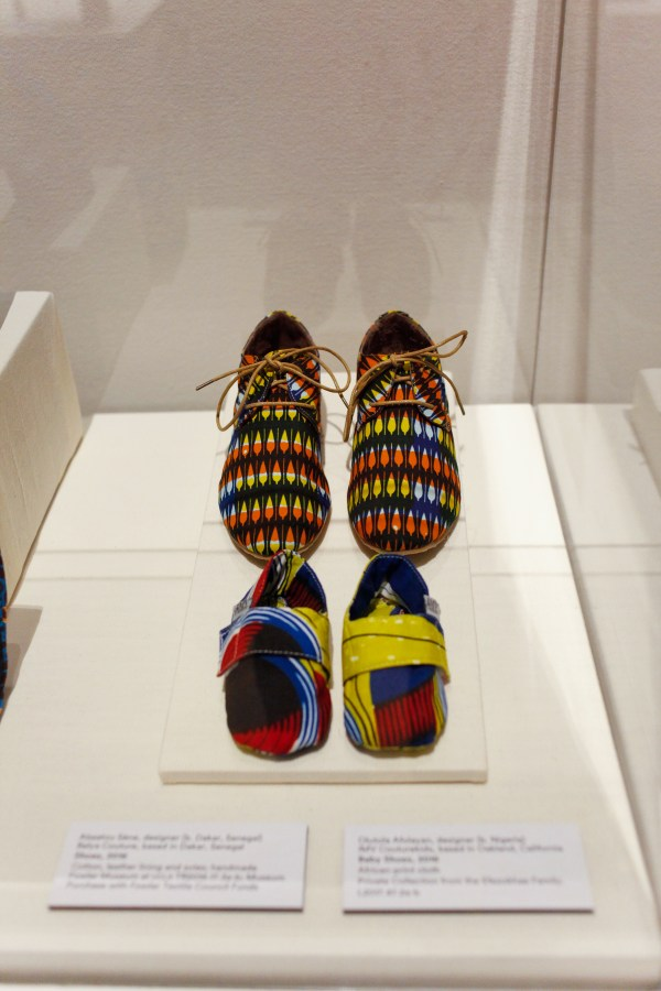 African Print Fashion Now Exhibit Brooks Museum
