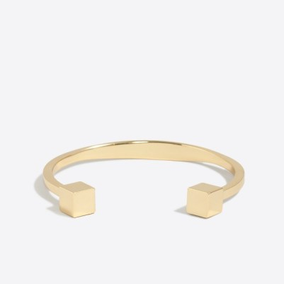 J.Crew Factory Antique Gold Bracelet