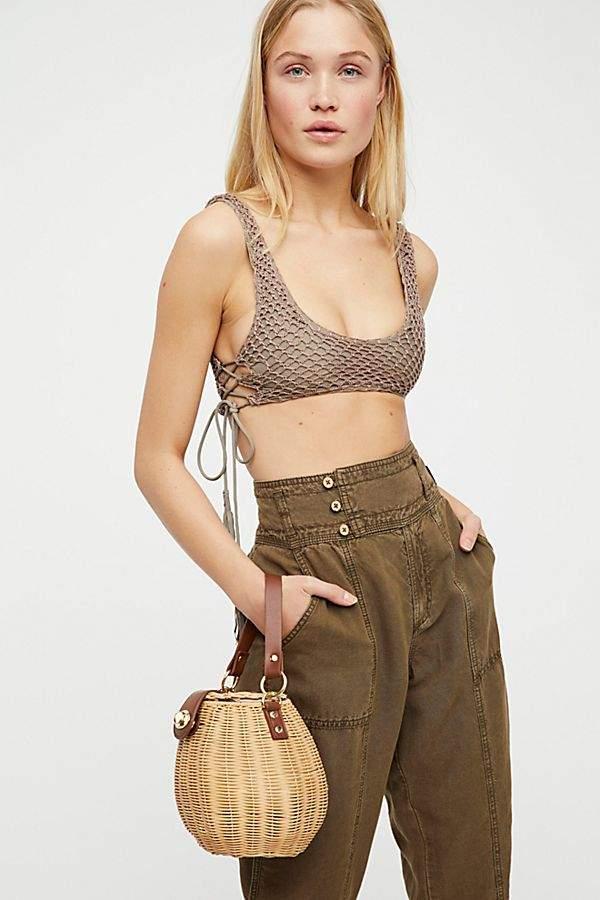 Le Sable Straw Bag