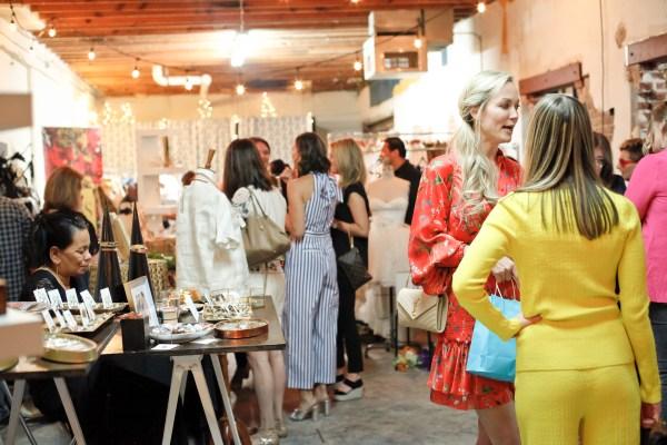 MFW Fashion Night Out 2018