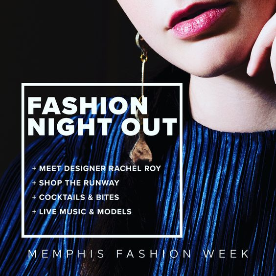 Memphis Fashion Week 2018