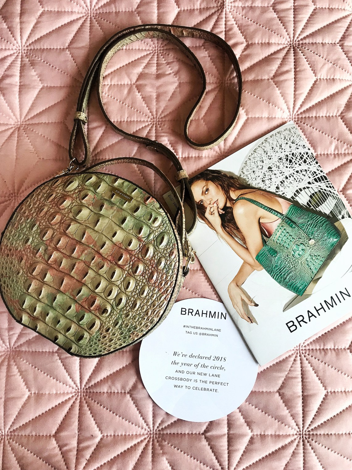 Brahmin Lane Bag