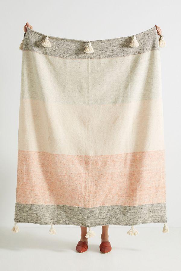 Woven Malibu Throw Blanket