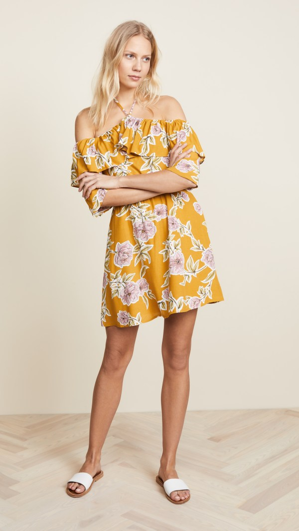 Cupcakes and Cashmere Fonda Dress