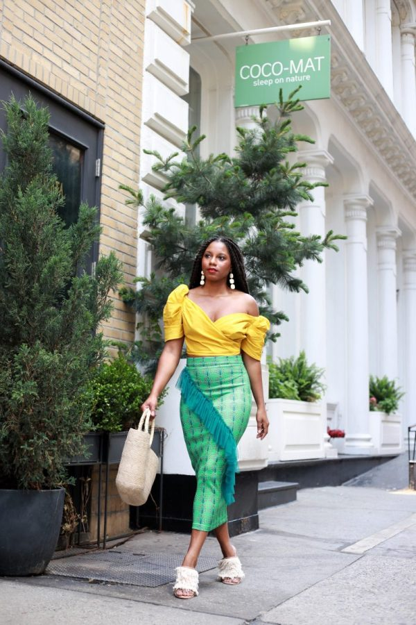 HOW I, AS A BLACK AMERICAN, CONNECT TO AFRICA THROUGH FASHION