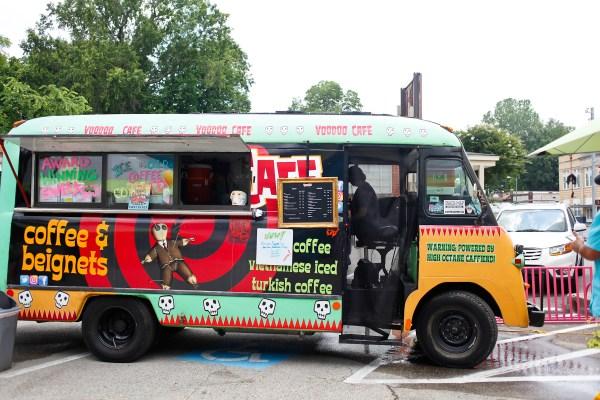 Voodoo Cafe Food Truck