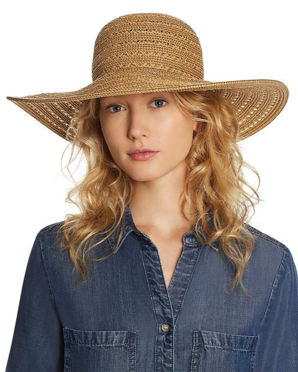 August Hat Company Summer Glow Floppy Hat