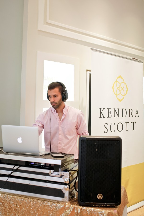 Kendra Scott Memphis Blogger Shopping Party