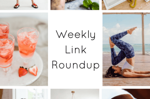 Weekly Link Roundup