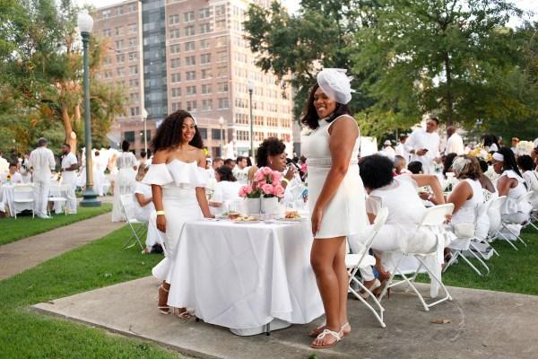 Le Diner En Blanc Memphis