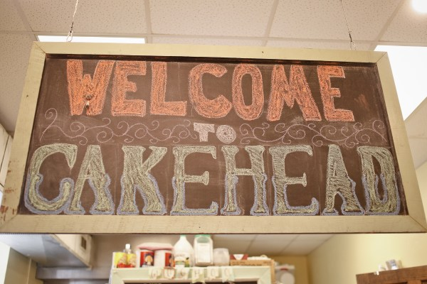 Cakehead Bakery Spartanburg South Carolina