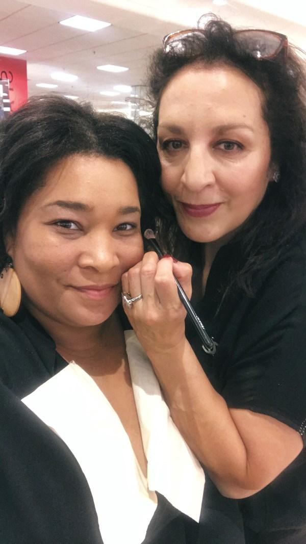 Blogger beauty kiehls skincare Dillards Wolfchase