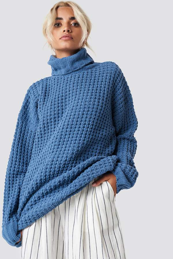 Na Kd Trend Chunky Oversized Knitted Sweater