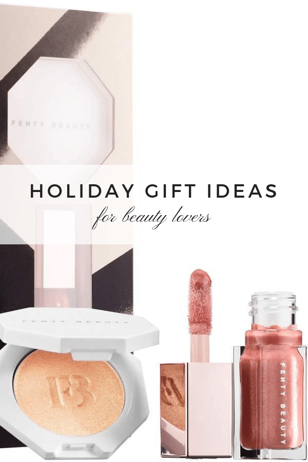Holiday Gift Ideas For Beauty Lovers