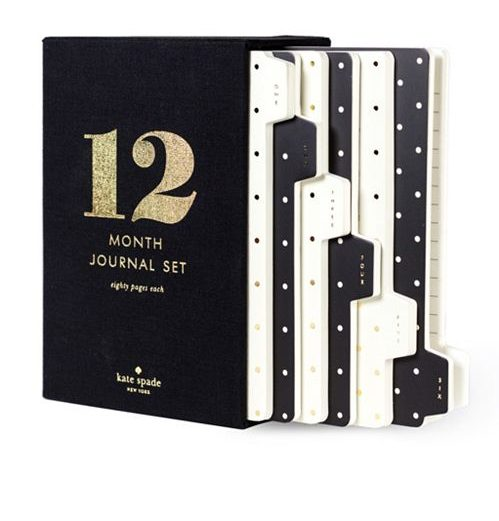 Kate Spade New York 12 Month Journal Set