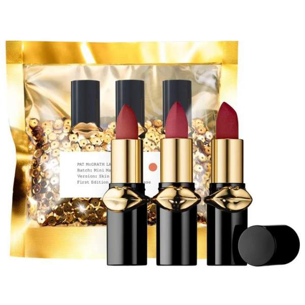 PAT McGRATH LABS - LUST- Mini MatteTrance Trio