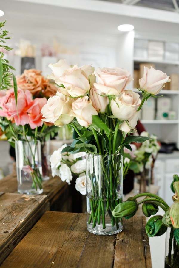 Galentines Day flowers