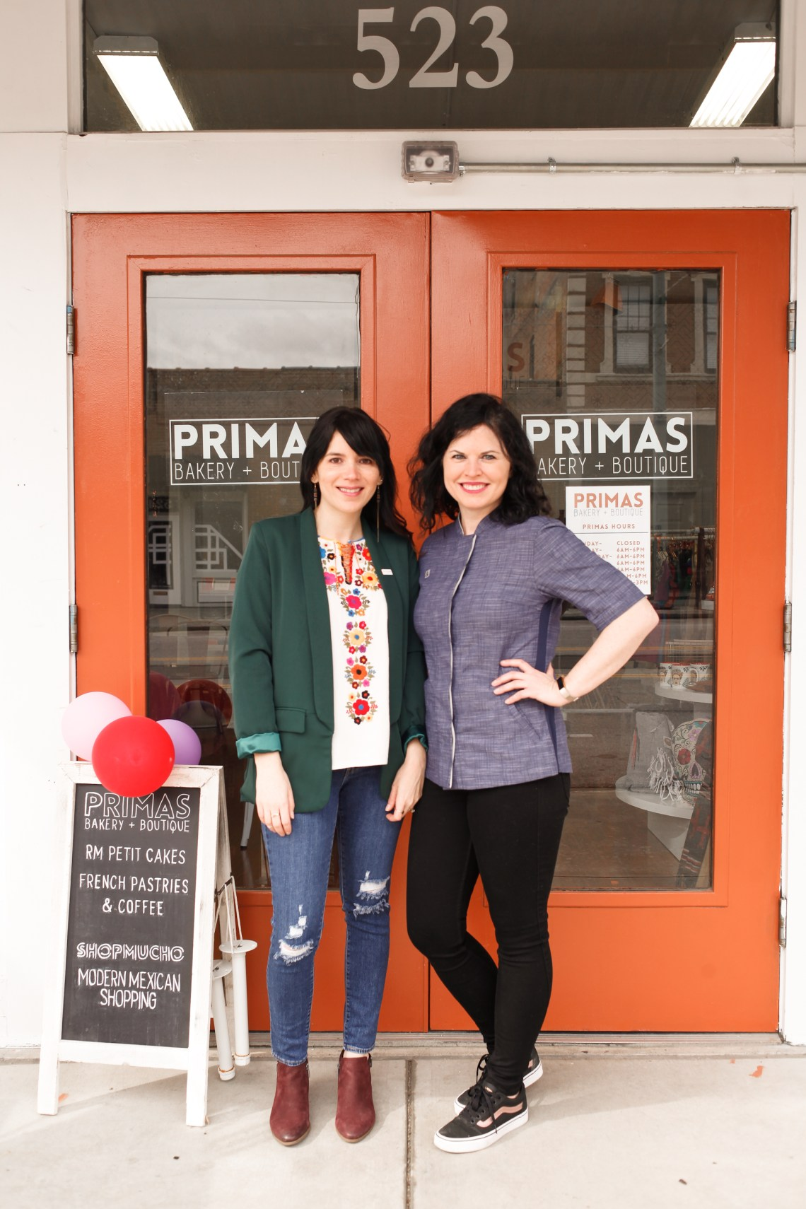 Primas Bakery + Boutique