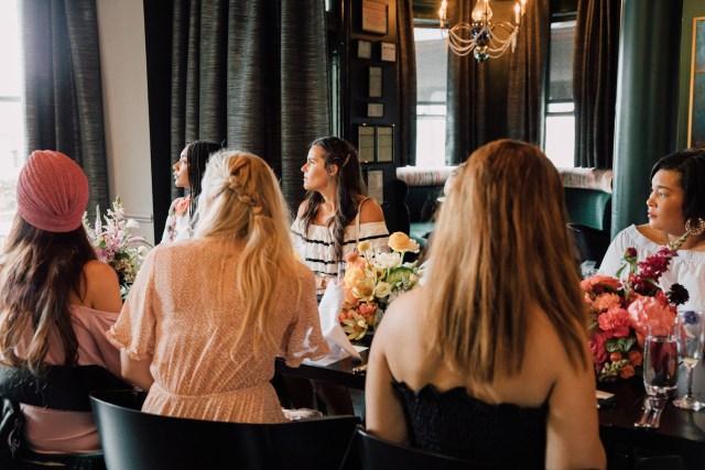 Memphis Fashion Week Influencer Luncheon