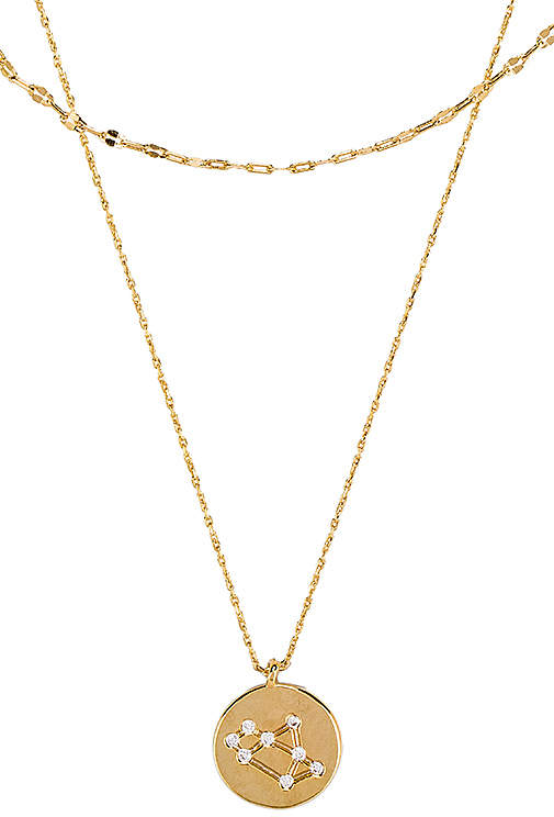 Five and Two Orion Sagittarius Necklace