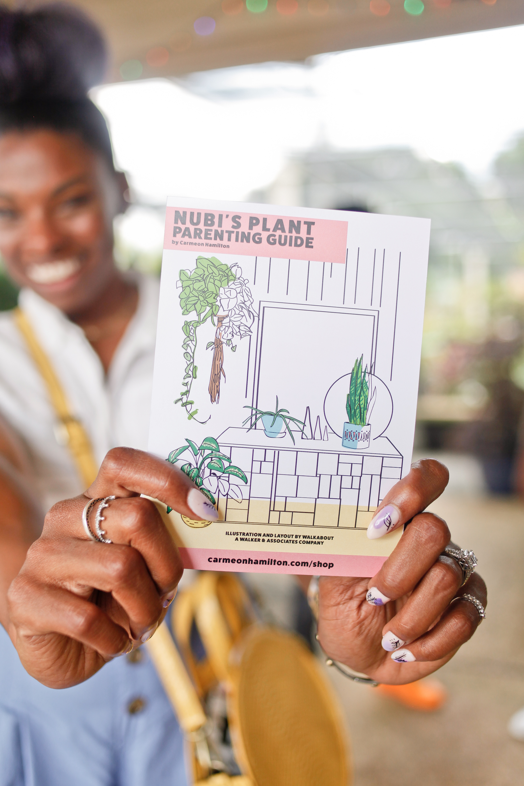 Parenting Plant Guide Launch Party