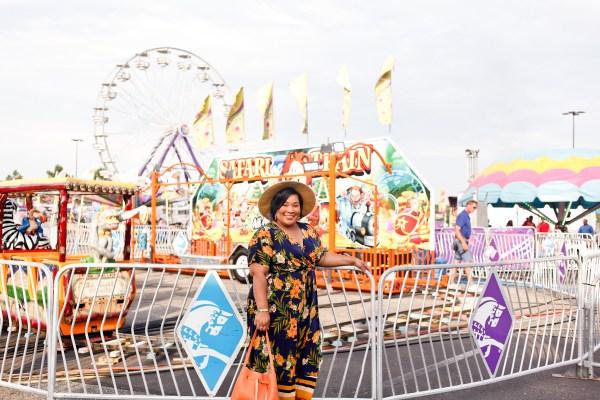 Mid-South Fair 2019 Fashion Blogger