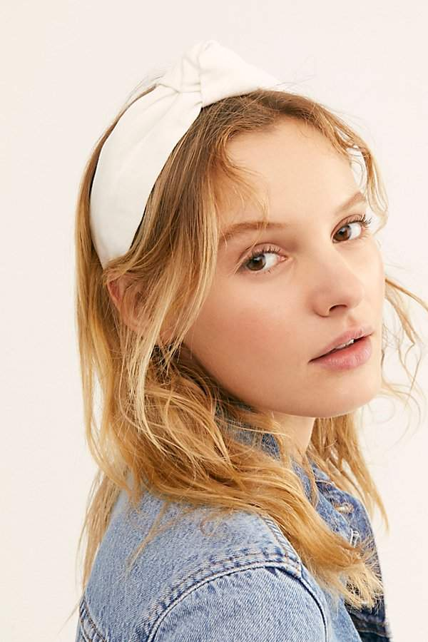 denim days headband free people
