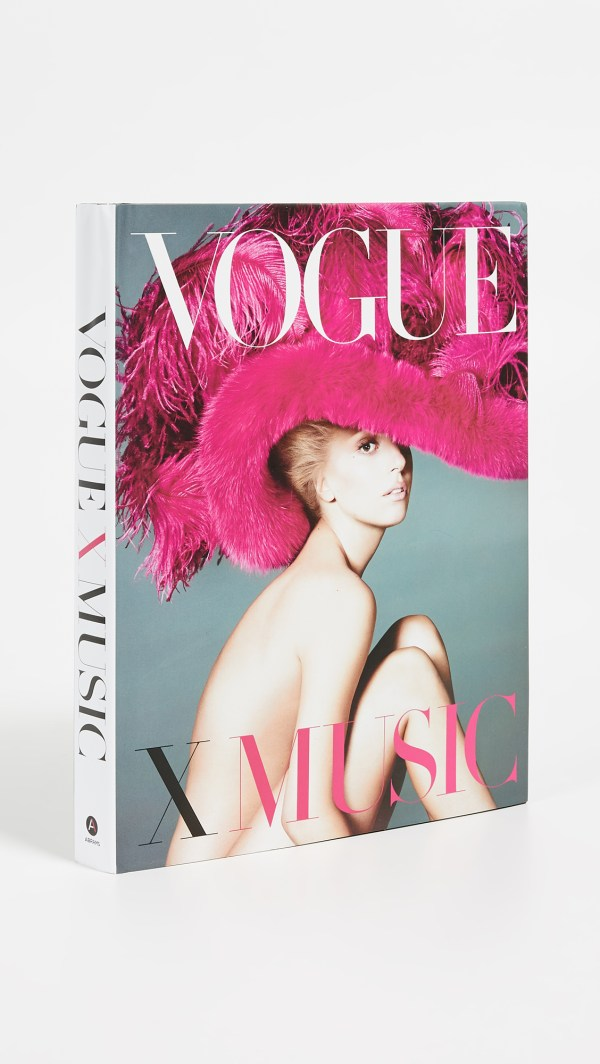Books With Style Vogue x Music