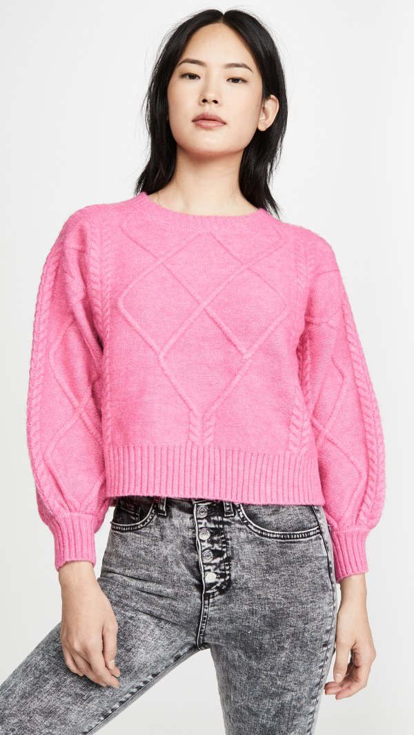 Line + Dot Rory Sweater