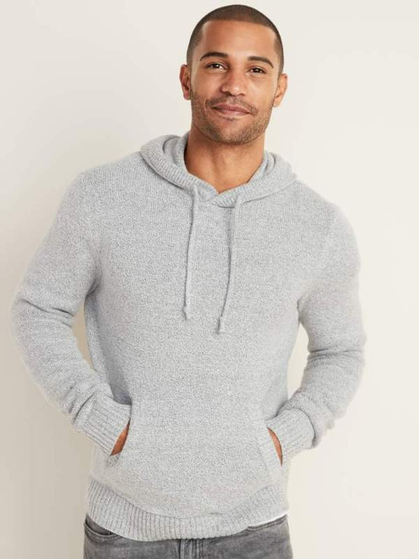 Old Navy Sweater Hoodie for Men