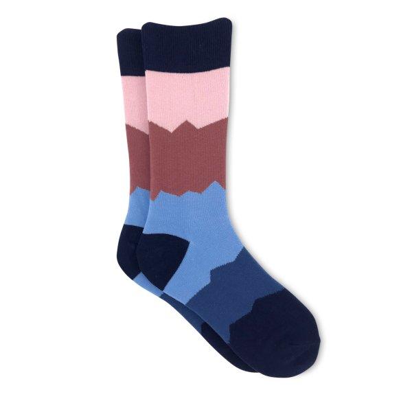 Society Socks Mountain Range Socks