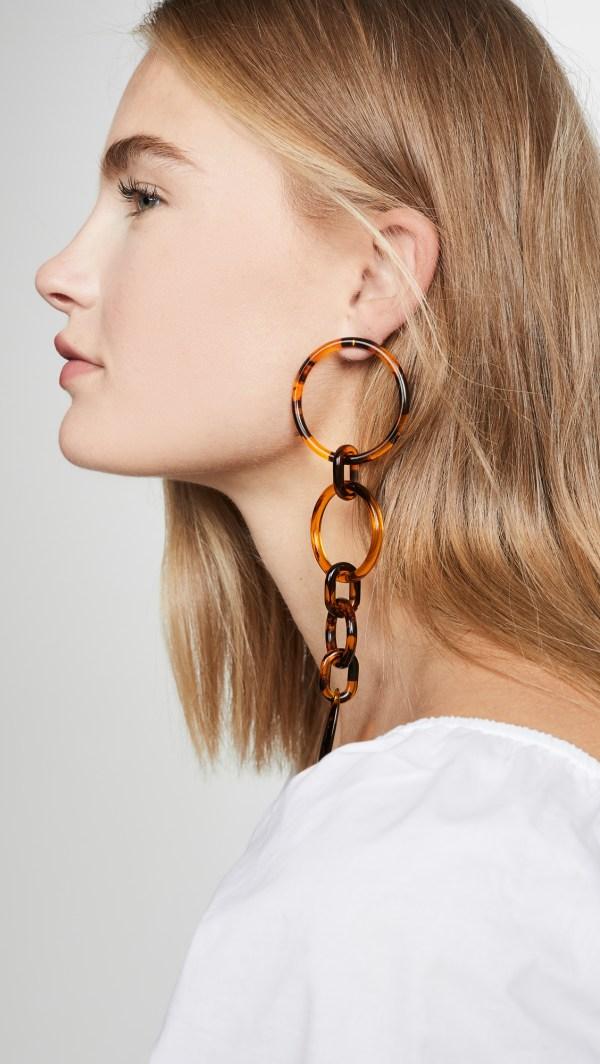 Cult Gaia Odette Earrings