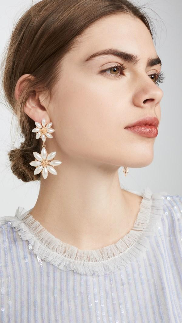 Shashi Jonquille Earrings
