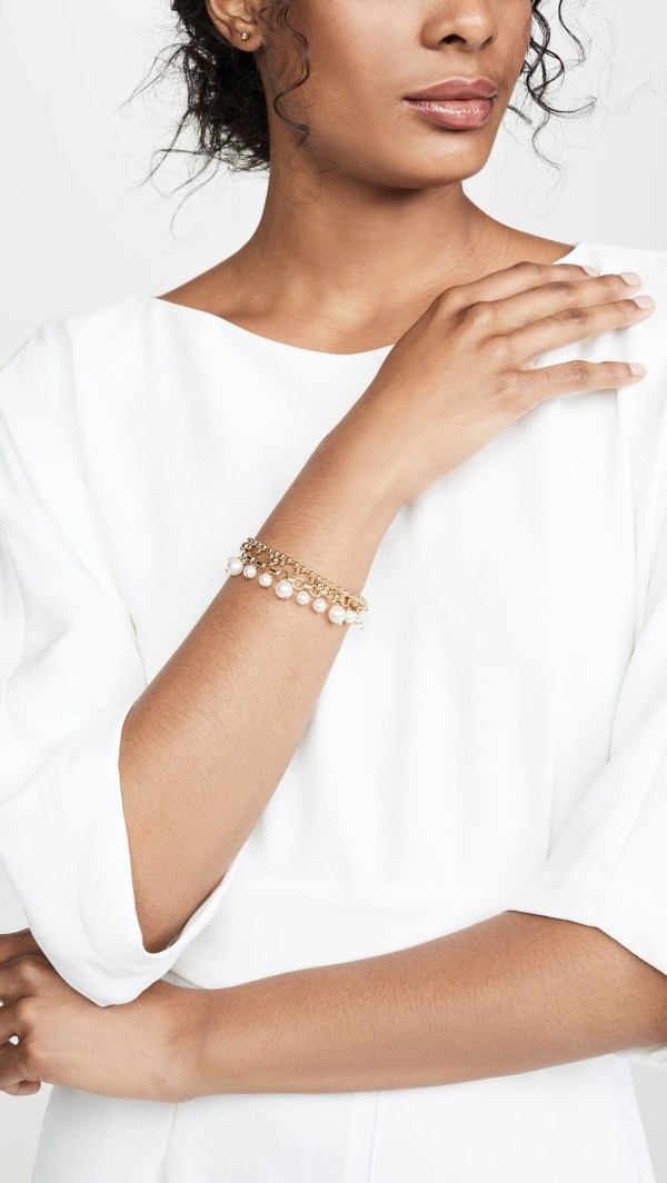 Shashi Throne Bracelet