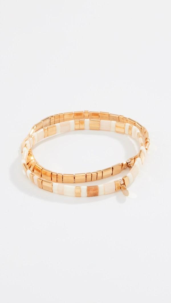 Shashi Tilu Set Bracelets