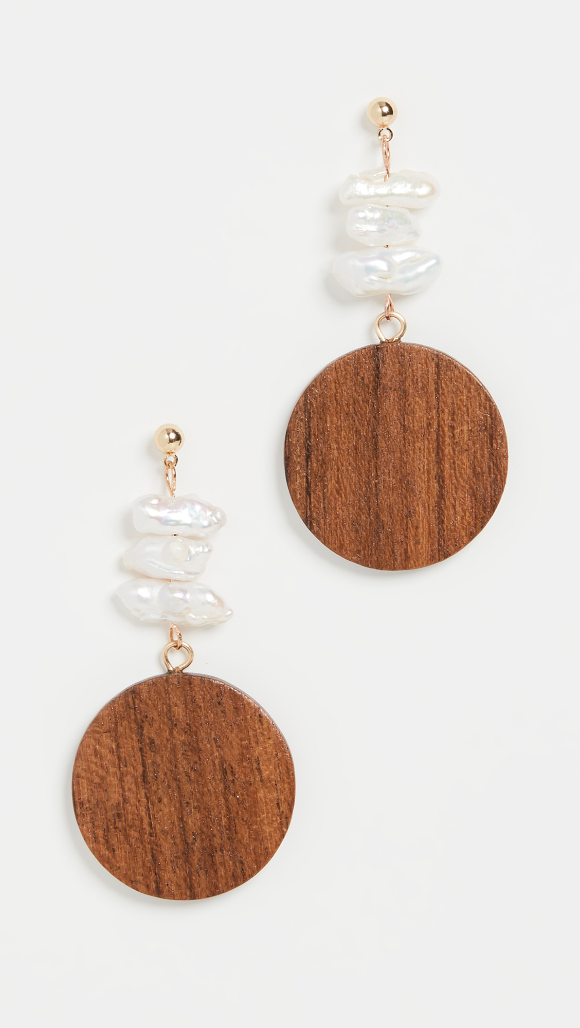 Sophie Monet The Mira Earrings