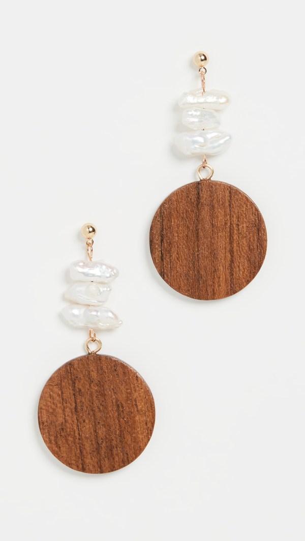 Sophie Monet The Mira Earrings